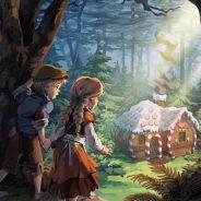 Пряничный домик, или Гензель и Гретель