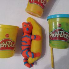 Денис Вячеславович Вантеев в конкурсе «Разбуди фантазию с Play-Doh!»