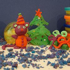 Анастасия Разуева в конкурсе «Разбуди фантазию с Play-Doh!»