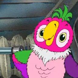 Похищение попугая Кеши