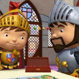 Рыцарь Майк и Рождественский замок