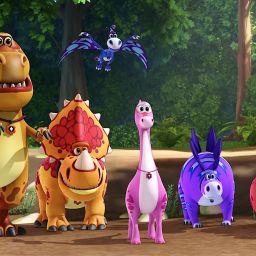 Знакомы ли вы с удивительными Турбозаврами?