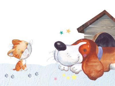 Отрывок из книги «Про котят, котов и кошек»