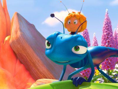 Мультфильм «Пчёлка Майя и Кубок мёда»