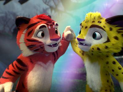 «Лео и Тиг»: хорошо ли вы знаете героев мультсериала?