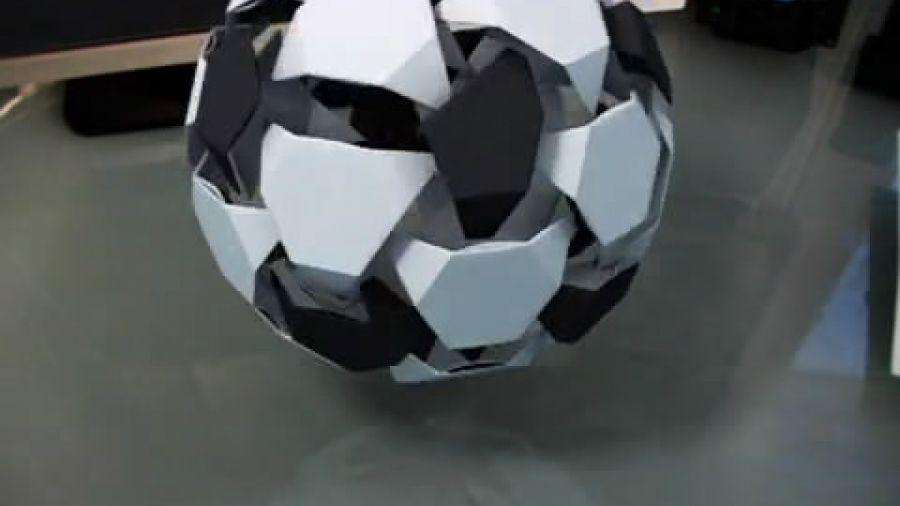 Смешные факты. Футбольный мяч