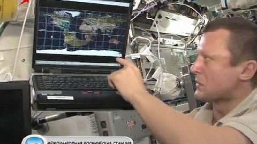 Как организовано общение с Землей на МКС?