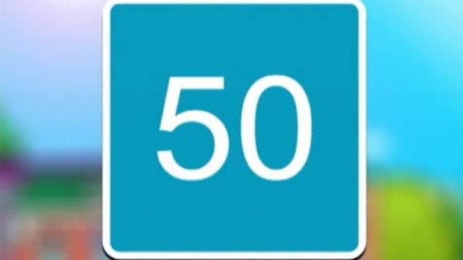 Знак «Рекомендуемая скорость»