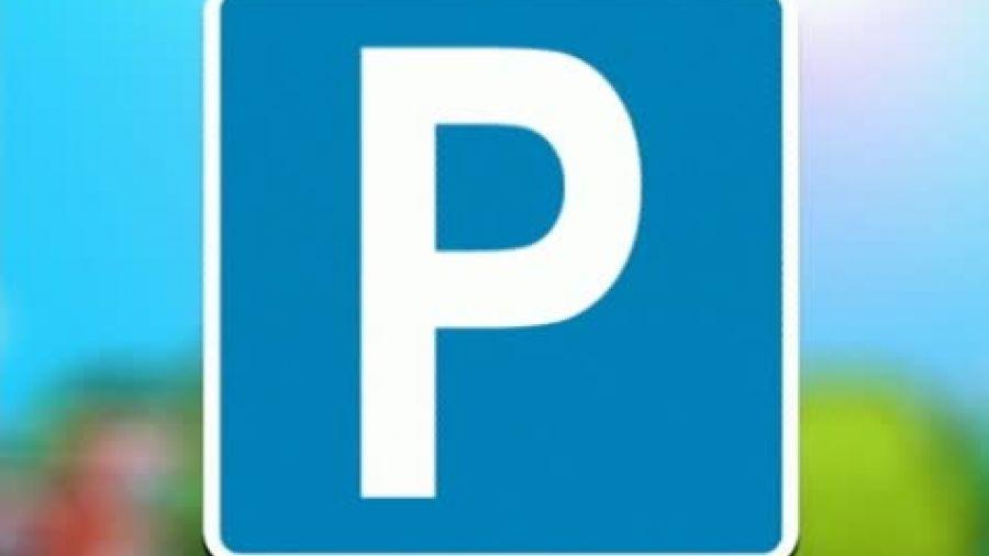 Знак «Место стоянки»
