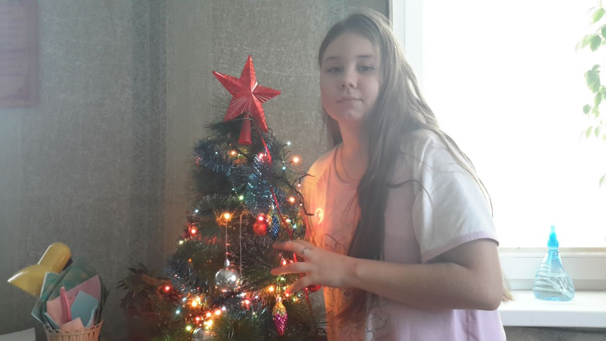 ПОлина Дмитриевна Васильева