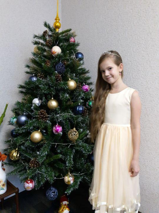 Арина Алексеевна Валяженкова
