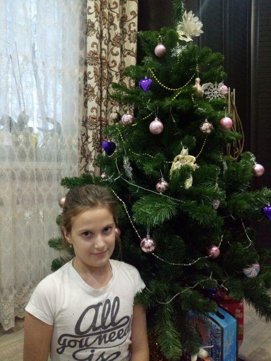 Полина Алексеевна Лужкова