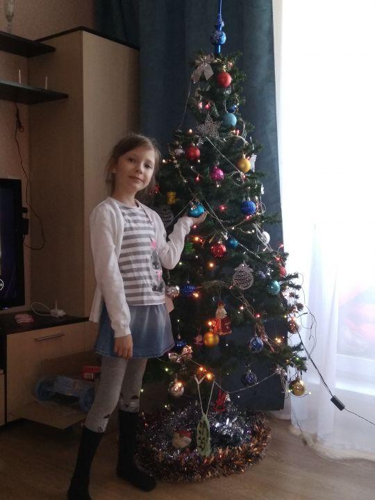 Арина Андреевна Армасарь