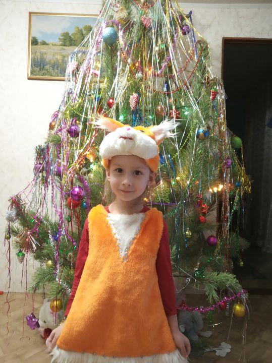 Лобанова Витальевна Амалия