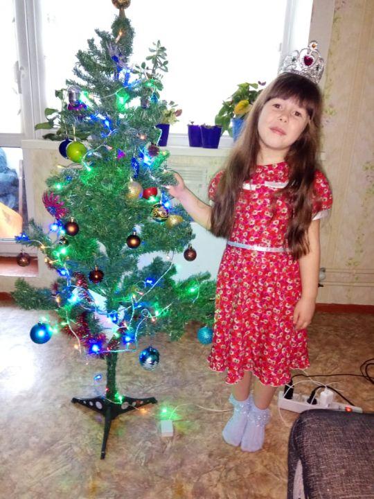 Ульяна Викторовна Денисова