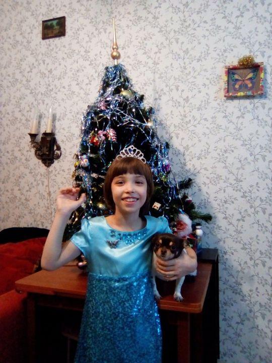 Анастасия Михайловна Байбикова