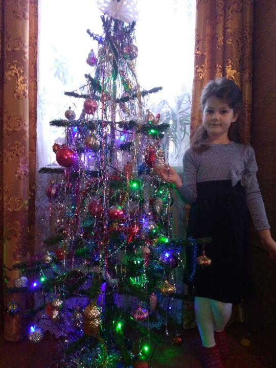 Полина Дмитриевна Рябченко