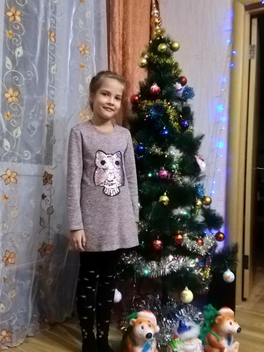 София Сергеевна Шелепова