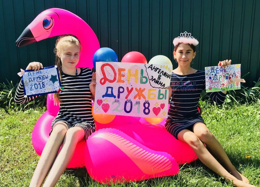 Ангелина Дмитриевна Штурбина