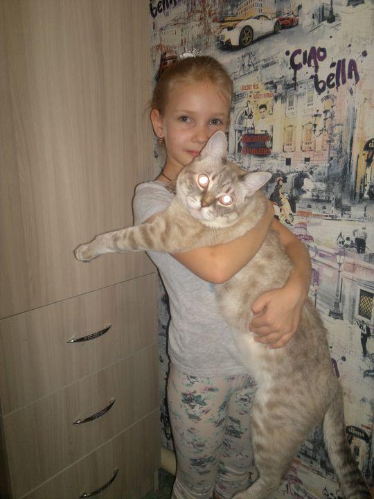 Бабанская Арина Павловна