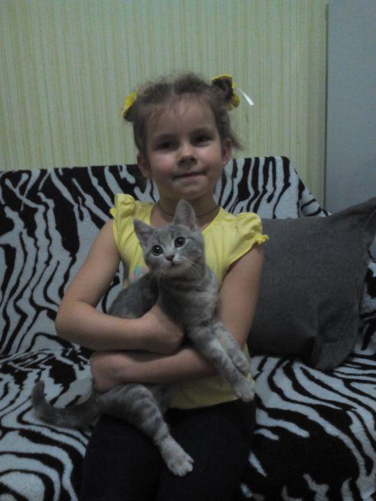 Четина Кристина Андреевна