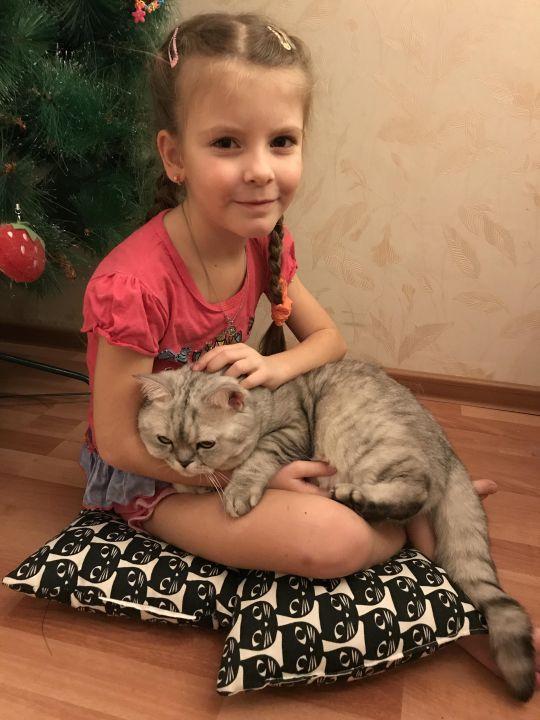 Черкасова София Евгеньевна