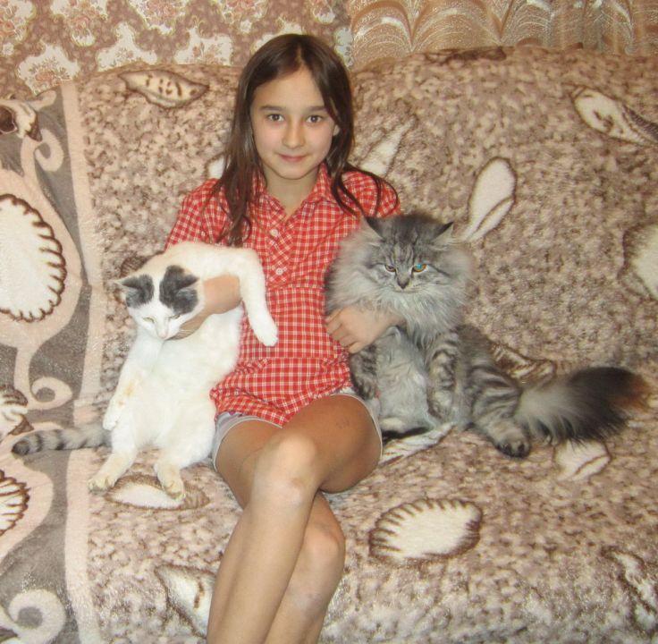 Ашанина Ксения Владимировна