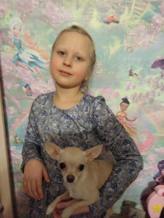 Ионова Алиса Павловна
