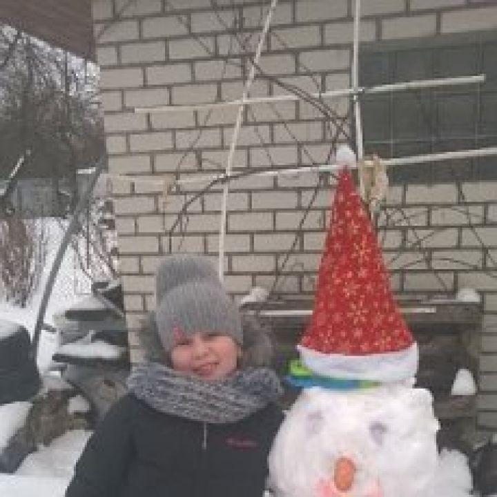 Ильина Ульяна Андреевна