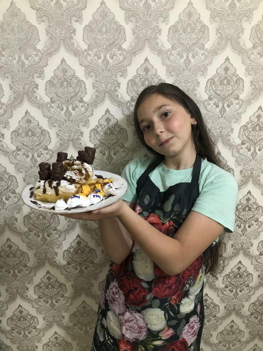 Эвелина Кареновна Аванесян