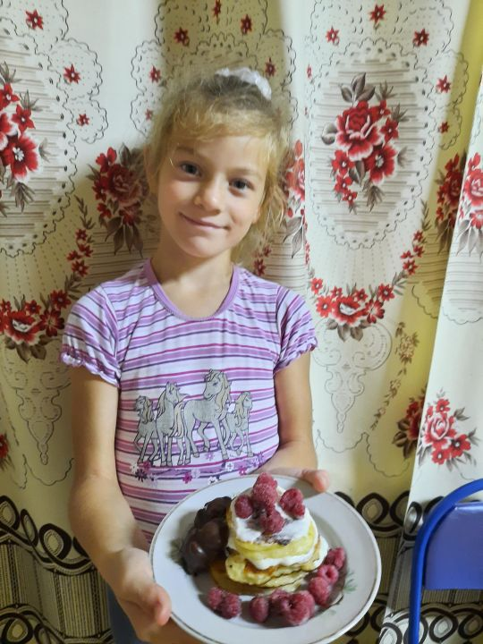 Надя Шабалина