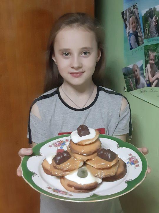 Лиза Алексеевна Бычкова