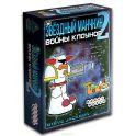 Hobby World Настольная игра Звездный Манчкин 2 Войны Клоунов