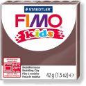 """Глина для рукоделия """"Fimo Kids"""", цвет: коричневый, 42 г"""