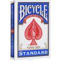 """Карты для фокусов Bicycle """"Standard"""", для форсирования, цвет: синий, 54 карты"""