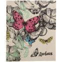 Calligrata Дневник школьный Бабочки и цветы для 5-11 классов