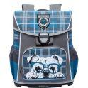 Grizzly Ранец школьный цвет серый бирюзовый RA-775-3