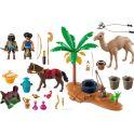 Playmobil Игровой набор Римляне и египтяне Лагерь расхитителей гробниц