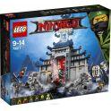 LEGO NINJAGO Конструктор Храм Последнего великого оружия 70617