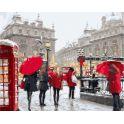 """Набор для рисования по номерам Цветной """"Лондон в снегу"""", 40 х 50 см"""