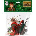 Играем вместе Набор фигурок Рептилии и насекомые 10-15 см 10 шт