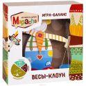 Mapacha Обучающая игра Весы Клоун