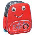 Рюкзак детский Велосипед цвет красный 1661188