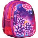 Рюкзак детский Цветы цвет розовый 2826162