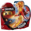 LEGO Ninjago Конструктор Кай — Мастер дракона 70647