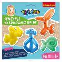 Bondibon Набор для изготовления игрушки Фигуры из воздушных шаров