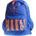 Vittorio Richi Рюкзак детский с наполнением цвет голубой оранжевый K05R5507