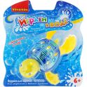 Bondibon Игрушка для ванной Играем в воде Черепаха цвет желтый синий