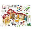 Playmobil Игровой набор Ферма Лошадиная ферма