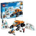 LEGO City 60194 Конструктор ЛЕГО Город Арктическая экспедиция Грузовик ледовой разведки